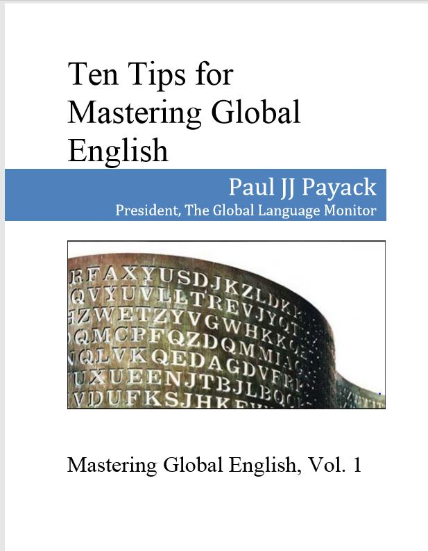 MicroEssay: The Future of Global English (400 Years in the